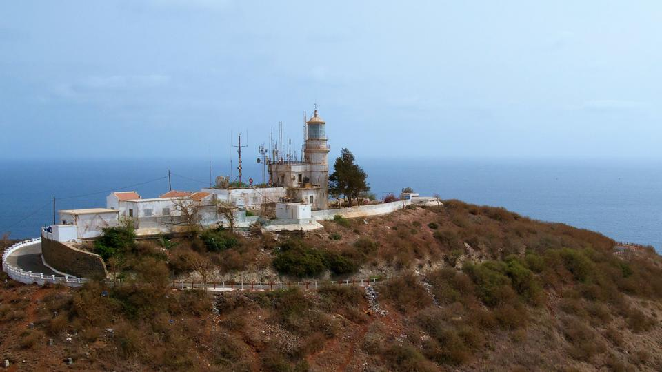 Les Memelles Lighthouse hill